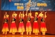 <h5>中西區兒童舞蹈團表演維吾爾族舞 - 旋旋旋</h5>
