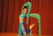 <h5>鄧思寧小朋友表演中國舞蹈 - 水之靈</h5>