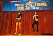 <h5>K- Pop 舞蹈表演者 - Karen Tang 和Kelly Tang </h5>