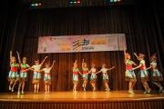 <h5>中西區兒童舞蹈團表演-土家族舞</h5>