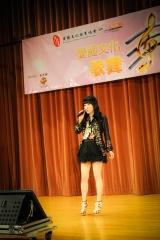 <h5>楊小娟小姐表演時代曲</h5>