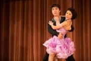 <h5>社交舞表演</h5>