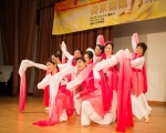 <h5>中國舞群舞表演</h5>