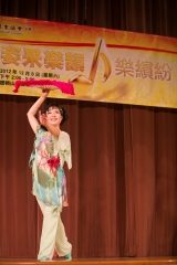 <h5>中國舞獨舞表演</h5>